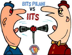 BITS Pilani scores over the new IITs