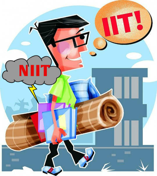 Grab the opportunity of pursuing B.Tech at IIT by featuring in top NIT students!