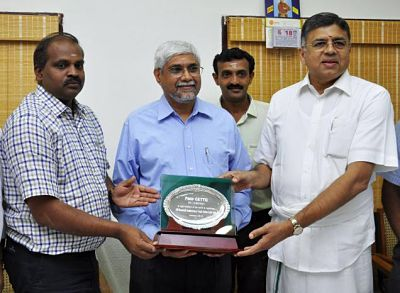 IIT-Mardras Professor Ravindra Gettu Honored by Karumuttu T. Kannan
