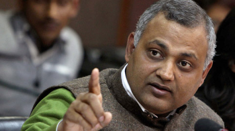 What Makes Somnath Bharti, an Ex-IIT Delhi Student and Delhi's Law Minister, a Favorite Child of Controversies?
