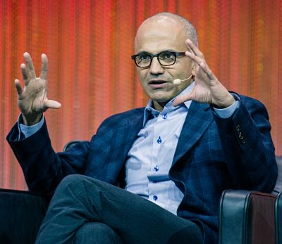 Satya Nadella, an Indian Origin Manipal Student, to Fill the Shoes of Bill Gates
