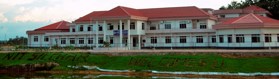 nit-silchar-campus