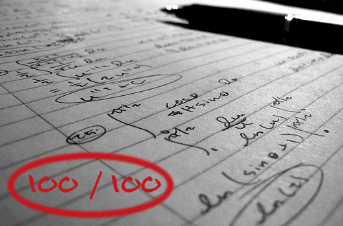 How you can score 100 marks in maths, Find here