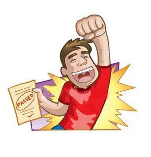 Exam-passed