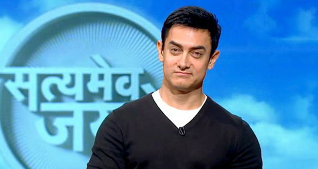 Aamir Khan's Date with IIT-Bombay Students