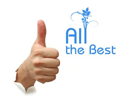 ALL The Best To ALL AIPMT 2014 Candidates!