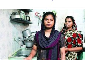 """CHENNAI: He was serving idli and dosa to his roadside customers in Saidapet on Thursday morning when Shahul Hameed's daughter called up to give him the hot news- She had cleared the IIT-JEE Main 2014.   Shahul Hameed, 45, rushed home to be with her for 10 minutes and got back to work happier, serving food and washing dishes for a pushcart food vendor. That late night he returned home a man both joyous and concerned. Joyous because his 17-year-old daughter Fathima Shadana had attained something so great as clearing IIT JEE Main, that he is yet to realise; and concerned about how the family can afford her higher studies, if she clears the Advanced exam, or even if she settles for a IIIT or NIT college .   Hameed, who works from 5am to 10pm to earn Rs. 300 a day, leaves the talking to his wife Bahira Begum who says, """"I am happy but sending her for an engineering course is beyond our financial limit."""" Hameed's wife cleans vessels in a 250 sqft house of three small rooms in Saidapet. Her daughter Fathima is worried as well, but says her priority now is to clear the IIT-JEE (Advanced) on 25th May 2014. She is grateful to a training centre that offered to take under its wings some bright students of corporation schools as a social initiative. Fathima, that time a Class 9 student from Saidapet, of Chennai Girls' Higher Secondary School, was among the eight girls selected for FIIT-JEE coaching.   According to Bahira, """"We were hesitant to send her for coaching because we knew it meant expenditure later. But her headmaster S. K. Balasubramaniam came home and convinced us both."""" The happy girl, Fathima also tells that she never dreamed of getting trained in a private institute. Even then, this opportunity didn't stop her from working hard. An ideal day in Fathima's life would start with books at 6 am before going to school, and after school, she would go to Nungambakkam for coaching and return bome by 6p in the evening. After an hour, again she would be back to books for better"""