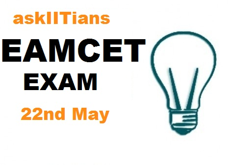 Important Information regarding EAMCET Exam 2014 on 22nd May