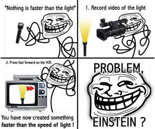 Smarter Than Einstein !