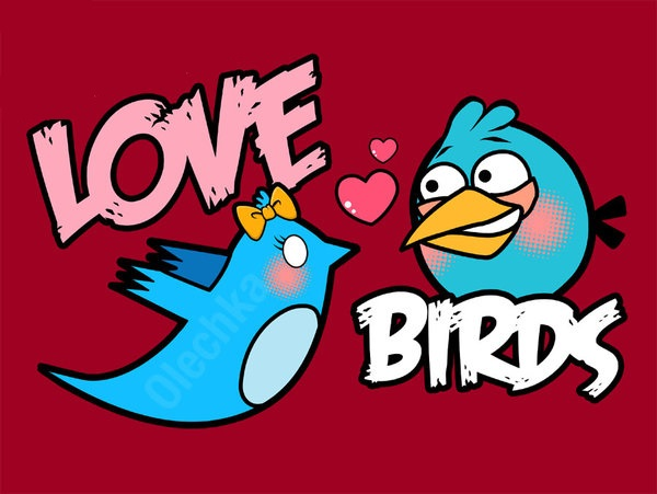 Angry Love Birds and JEE-Advanced 2014
