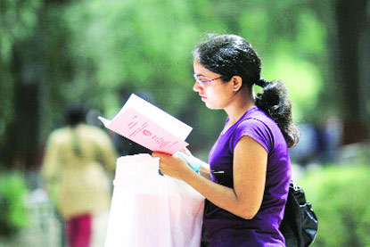 Delhi University Rejects CBSE Appeal Over Marks Deduction