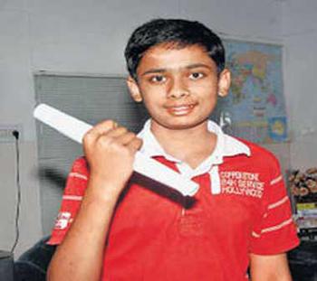14-year-old boy cracks IIT JEE