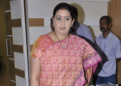 Time Out Ms. Smriti Irani, Now Hear Our Say!