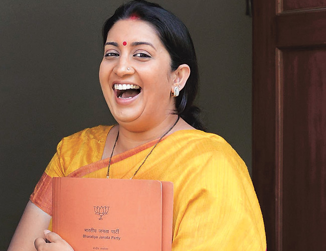 Smriti Irani lists IITs, IIMs in Every State! Where are We Heading To?