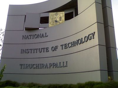 In The Outlook Survey 2014, the 1st Prize Goes to NIT Trichy among all NITs!