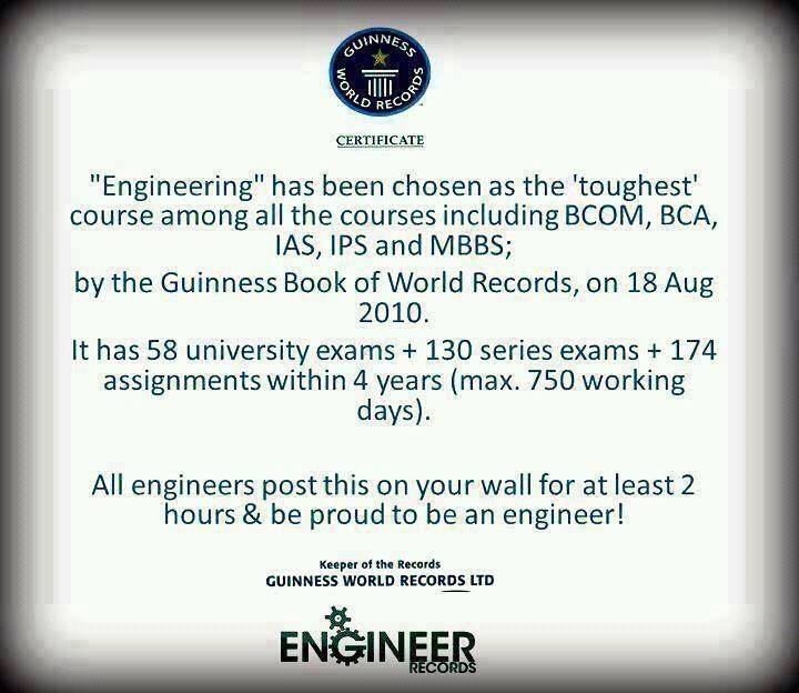 Guinness World Records:Engineering Toughest Course In The World