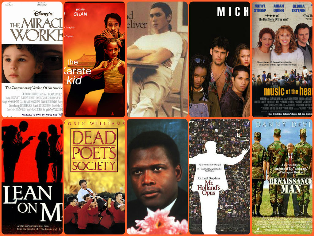Some Inspirational Movies for Teachers! Which One Would You Gift Yours?