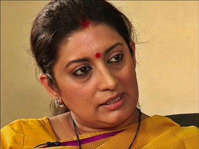 Shortage of 36.5 % faculty in IITs, but Smiti Irani has Answers for All!