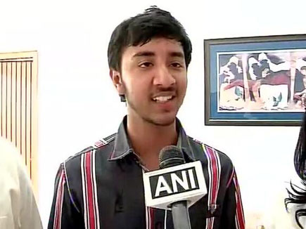 DU Admissions 2014: CBSE topper Sarthak Agrawal to study Economic in SRCC
