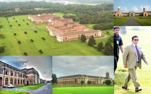 Top 10 Engineering College Campuses in India Forest Research Institute