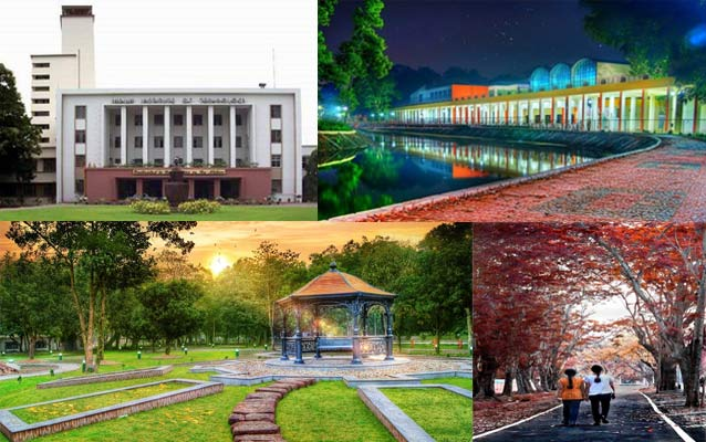 10 Most Beautiful Engineering College Campuses In India