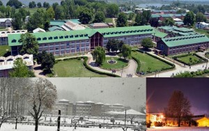 Top 10 Engineering College Campuses in India  NIT Srinagar