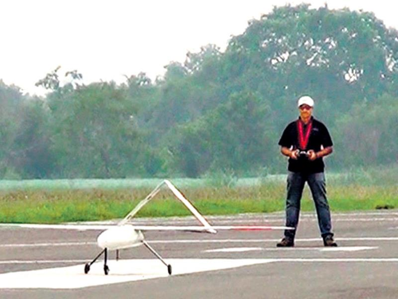 Eye in the sky: Army eyeing IIT-made UAV for border patrolling
