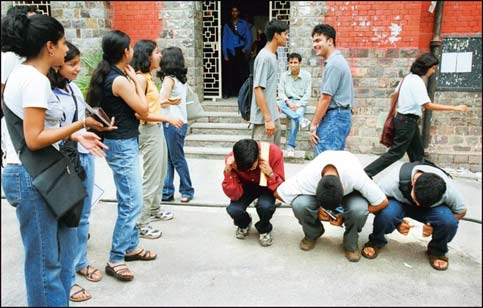 Ragging in India: An Overview