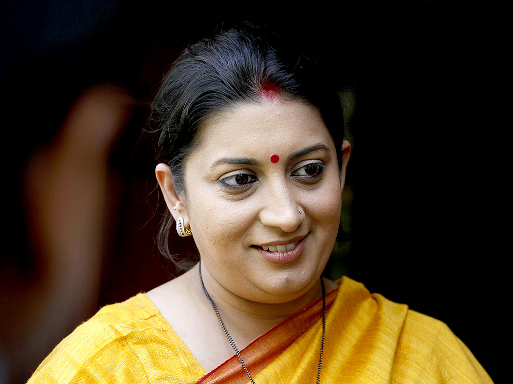 HRD ministry and Smriti Irani at it, again!!
