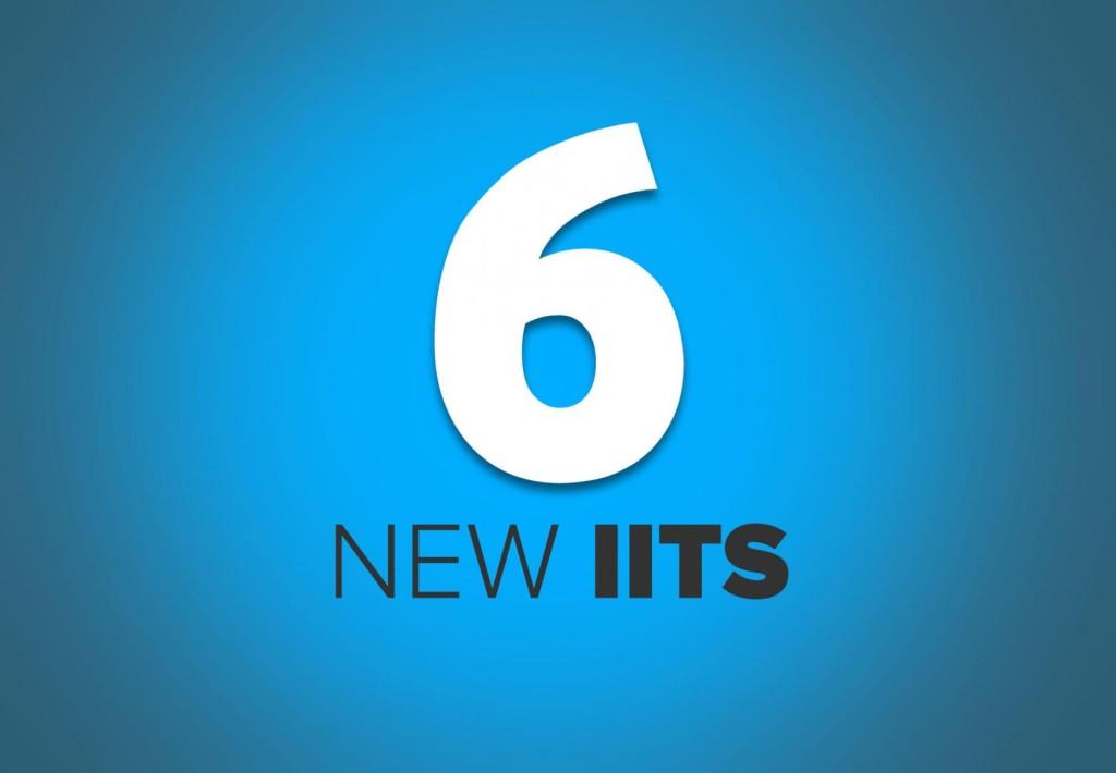 6-New-IITs