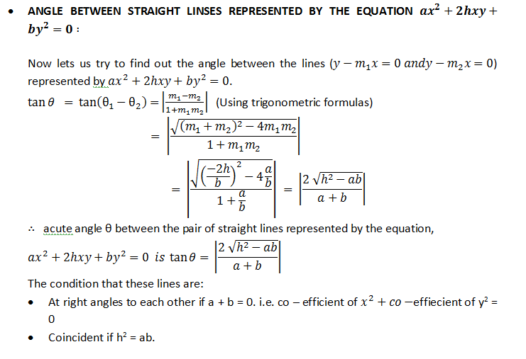 Straight Forward Tricks And Concepts For The Straight Line