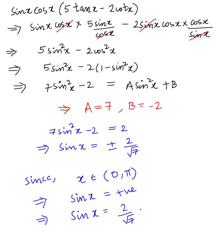how to solve trig identities with binomials